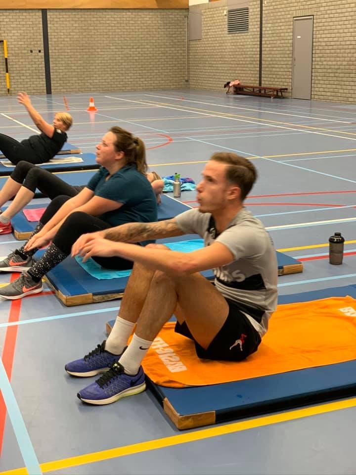 BBB circuit training jj's combifit driel